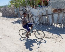 Biking in the Saline