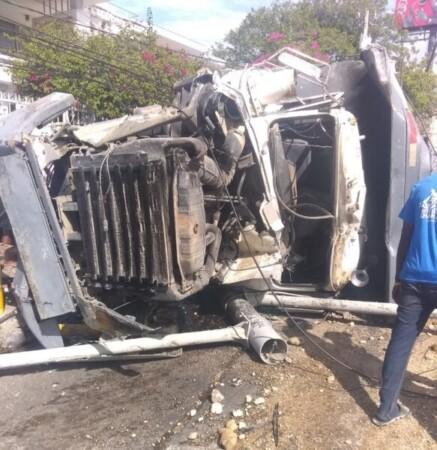 Circulation : 2 morts et un blessé dans un accident à Delmas 60