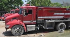 Les pompiers victimes dans l'explosion du camion-citerne à Croix-des-Bouquets sont en difficulté à l'hôpital Bernard Mevs