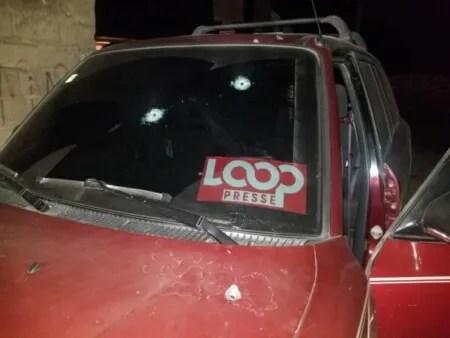 Le journaliste Luckson Saint-Vil attaqué par des bandits armés à Léogâne (Ouest)