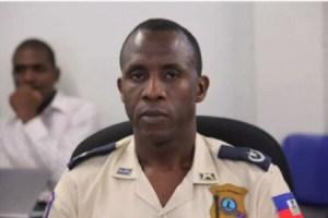 Le directeur général de la Police Rameau Normil insulté par le Premier ministre Joseph Jouthe au Palais national