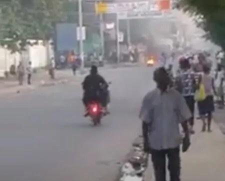 Cap-Haïtien : paralysie des activités socio-économiques
