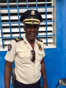 Saint-Marc - police : Jean Claude Jean prend les rênes du commissariat de la commune 1