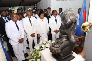 Le Président Jovenel Moïse invite les Citoyens à s'unir pour faire échec au système 1