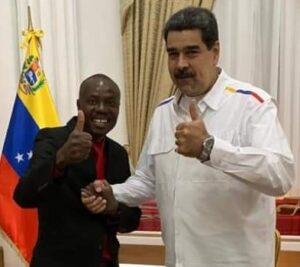 Moïse Jean-Charles demande pardon au peuple et au Président vénézuélien pour le vote d'Haïti contre le Venezuela à l'OEA 1