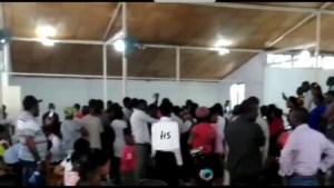 Paiement de frais scolaires, des parents de l'école Sainte-Trinité protestent... 1