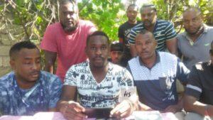 Miragoâne (Nippes) : des militants politiques proches du pouvoir en place réclament leur intégration dans l'Administration publique 1