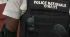 Le policier Mackenson Museau est décédé suite à ses blessures, dans la ville des Cayes (Sud)