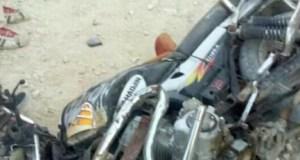 Un véhicule affecté à la sécurité de la famille présidentielle impliqué dans un accident à Anse-rouge (Artibonite)