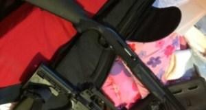 Pétion-Ville : des matériels et équipements saisis après l'arrestation d'un ex policier à Pèlerin