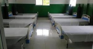 Cayes (Sud) - Coronavirus : inauguration d'un centre de prise en charge des maladies infectieuses