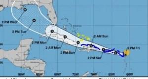Météo : Haïti sous la menace d'un cyclone baptisé Laura
