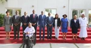 """Guylande Mésadieu """"élue"""" présidente du Conseil électoral provisoire"""