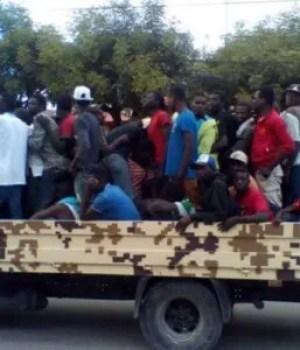 Migration : reprise de la déportation des