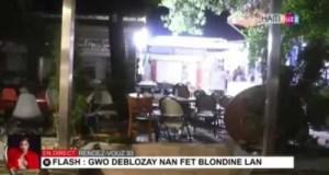 """Delmas : panique au """"spectacle"""" de Blondedy Ferdinand, plusieurs blessés recensés"""