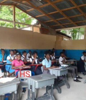Port-au-Prince : première journée d'examens réussie pour les élèves de 9e Année fondamentale