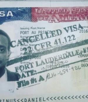 Révocation du visa américain du rappeur haïtien dénommé