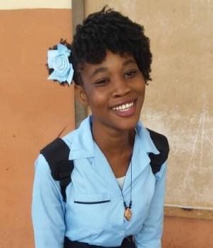 Baccalauréat : Évelyne Sincère a réussi aux examens officiels