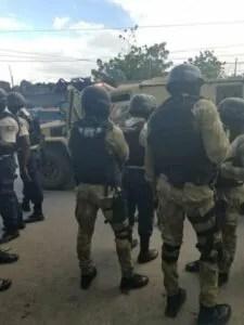 """""""Savien"""" (Artibonite) : opération policière, pas d'arrestation ni d'armes saisies, un serpent tué"""