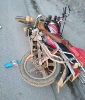 Delmas : 2 présumés voleurs abattus par la police a Delmas 75