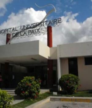 Coronavirus : au moins 12 médecins résidents de l'hôpital universitaire la Paix testés positifs