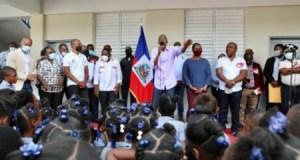 """""""Je suis le Président de la dernière transition"""", a déclaré Jovenel Moïse"""