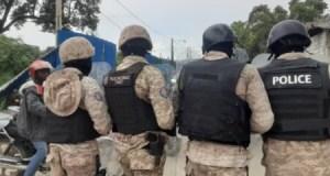 Artibonite : 2 policiers blessés, 3 bandits tués et 12 arrestations réalisées lors d'une opération policière