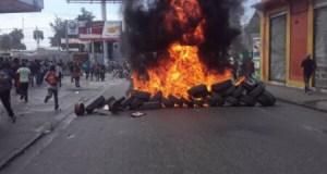 Port-au-Prince : lancement d'une série de manifestations pour réclamer le départ du Président Jovenel Moïse