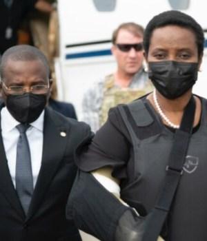 Assassinat de Jovenel Moïse : la veuve du président Martine Moïse s'est confiée au FBI, selon le magazine Semana