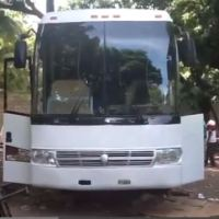 First Bus Built in Haiti?