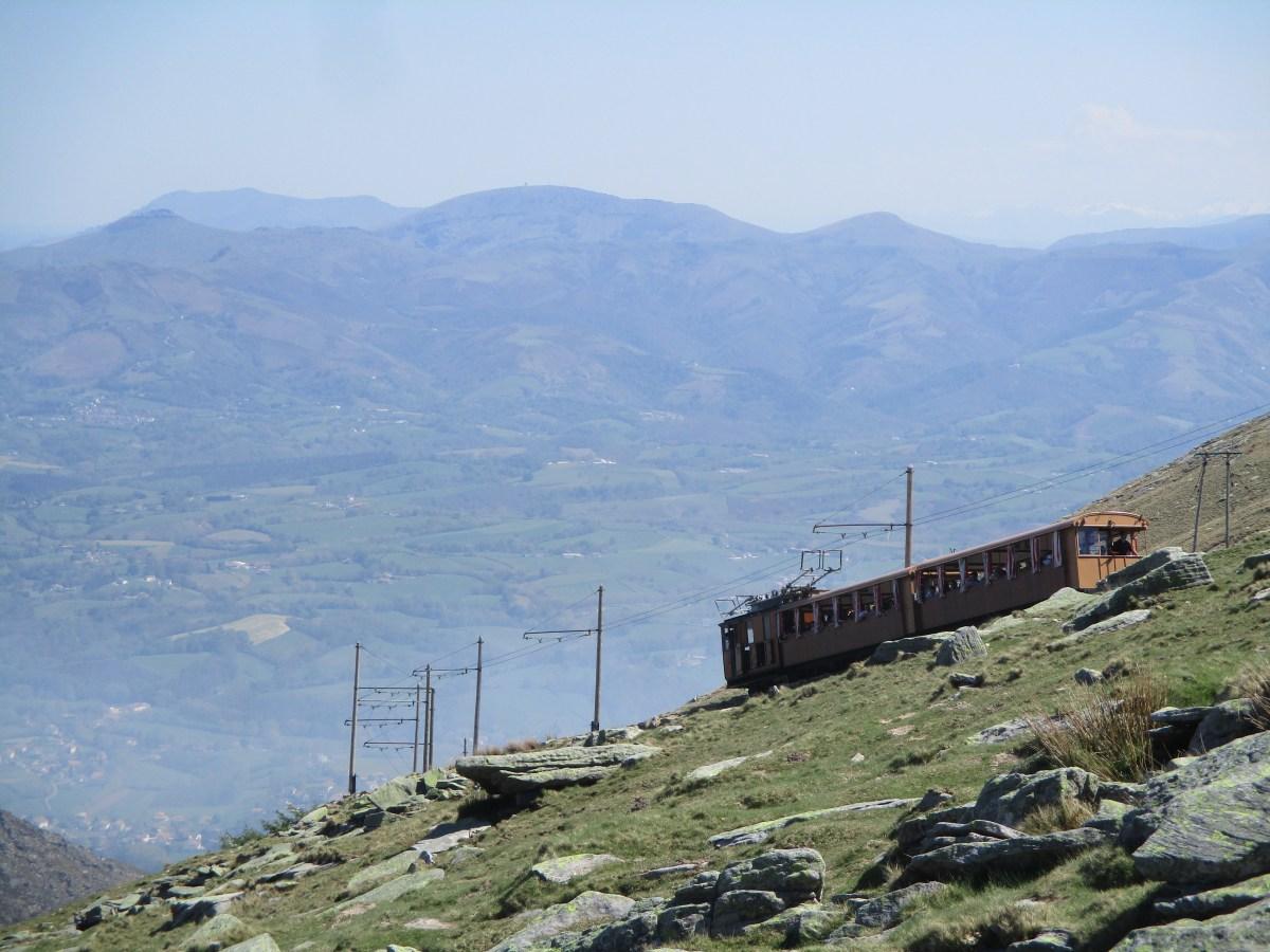 La Rhune Train à crémaillère