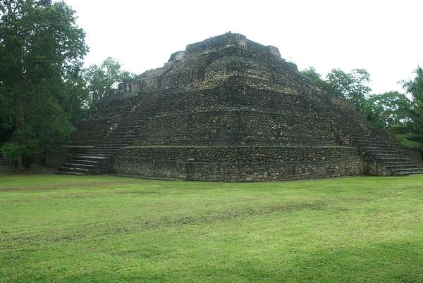 Chacchoben Maya Ruin
