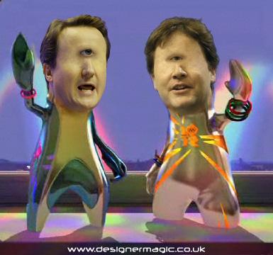 New London Mascots Revealed