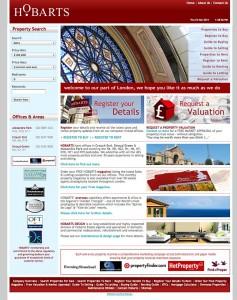 Hobarts 2009 website