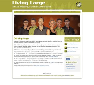 Living Large new website