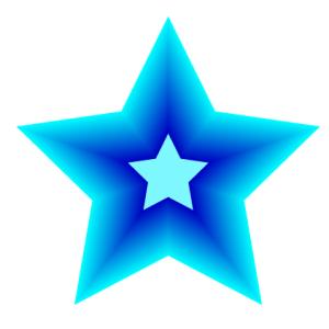 3D Star in Illustrator