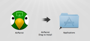 Install AirParrot