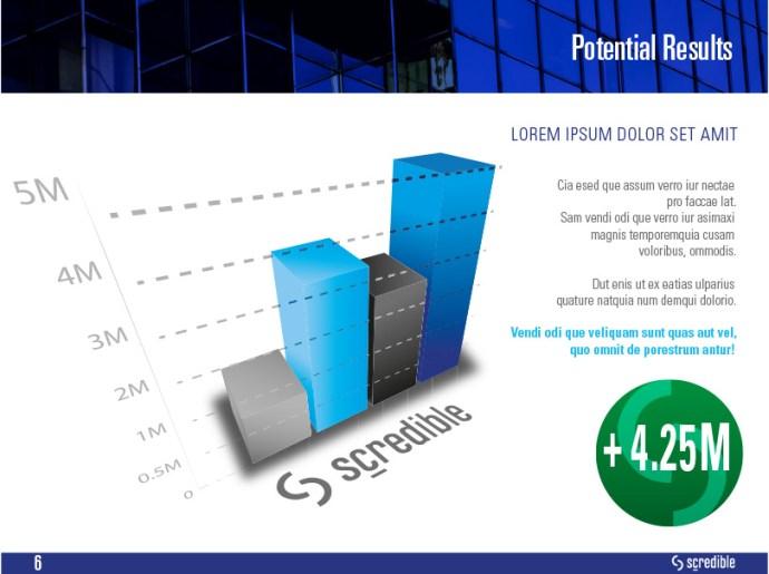Presentation Graphic Design