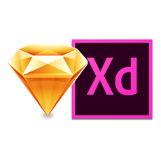 Sketch app and Adobe XD comparison