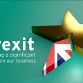 brexit 3d image