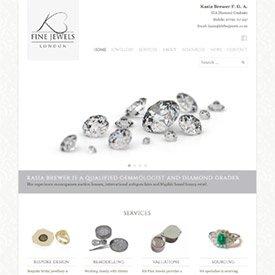 KB Jewels Website