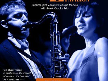Mark Crooks Jazz Poster