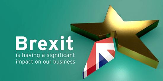 Brexit impact 3D animation