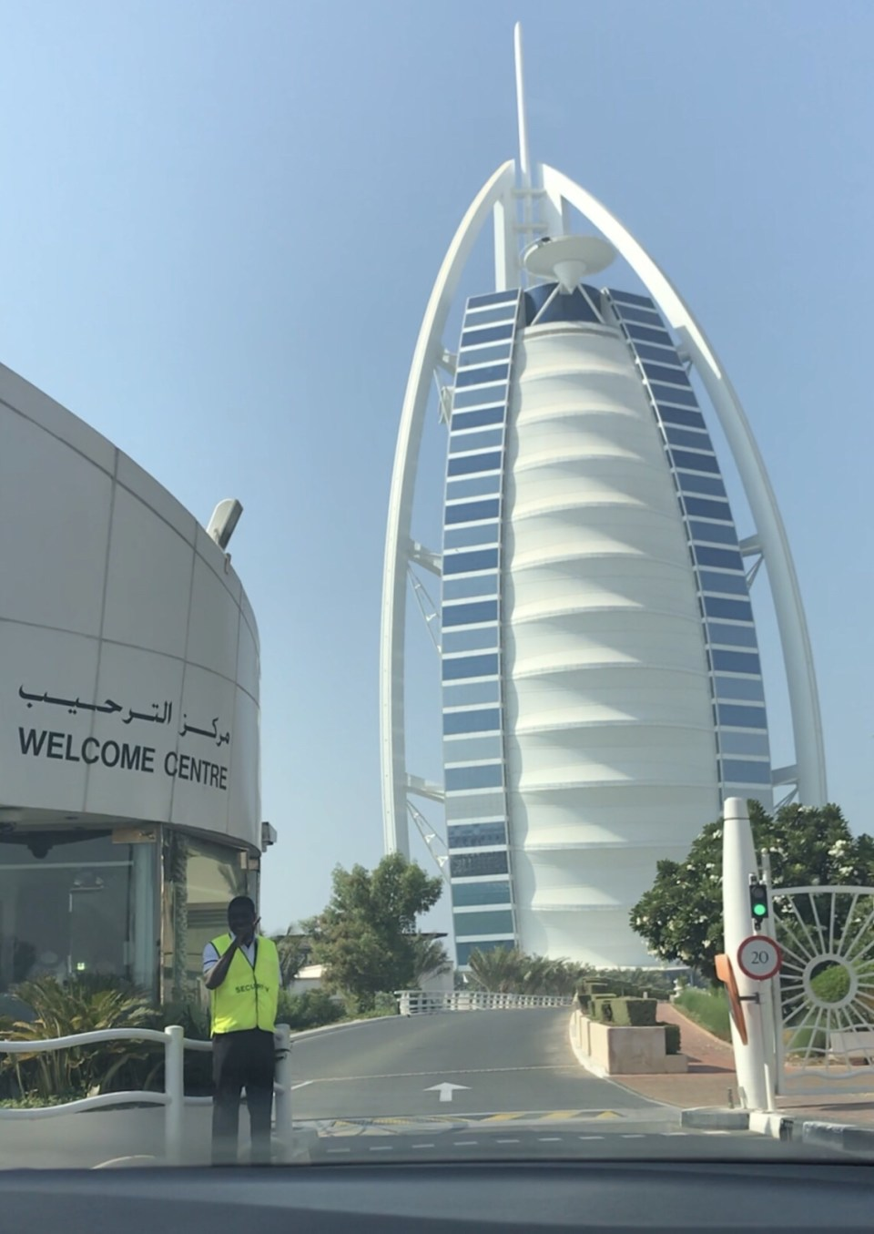 Burj Al Arab Jumeirah o hotel mais luxuoso do mundo