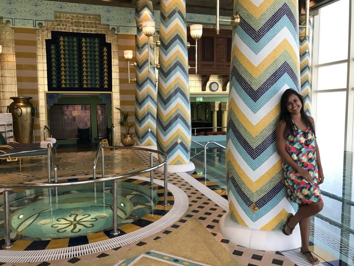 Burj Al Arab Jumeirah o hotel mais luxuoso do mundo
