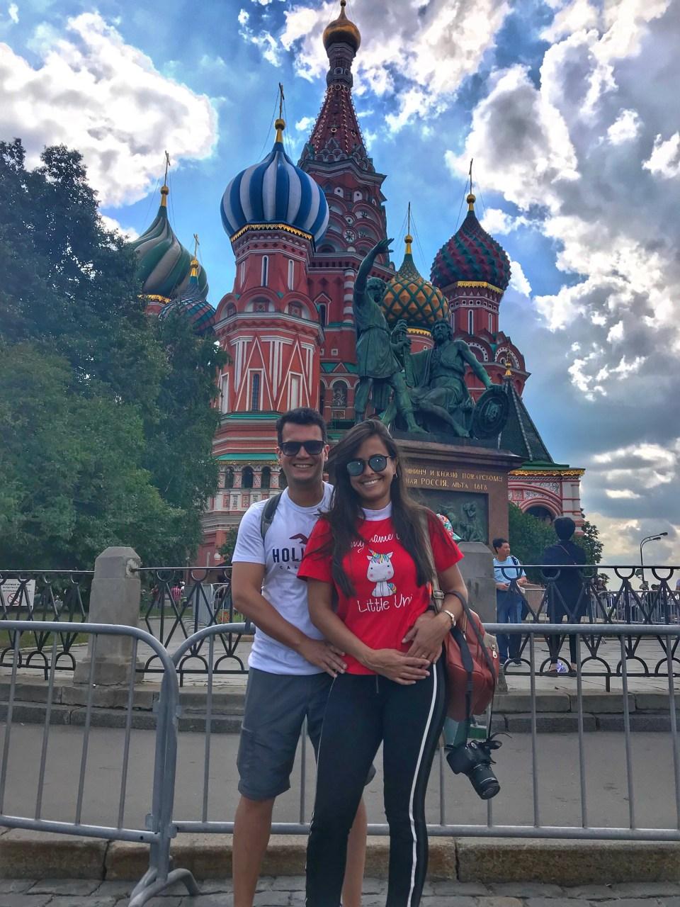 Viagem para Moscou