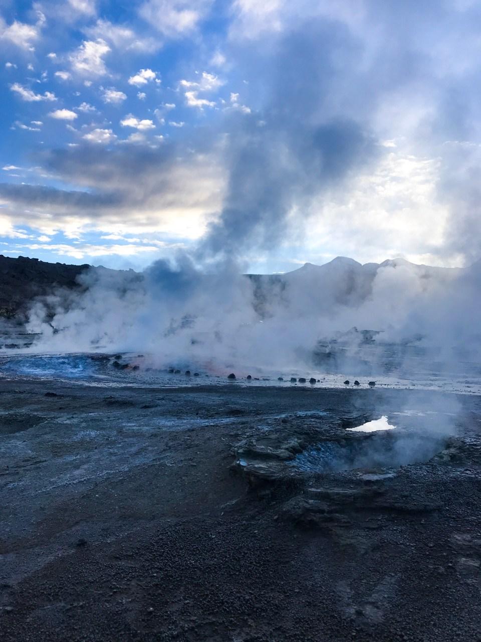 Geysers del Tatio. Dicas para conhecer o Atacama