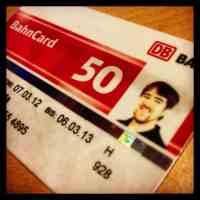 Bahncard 50