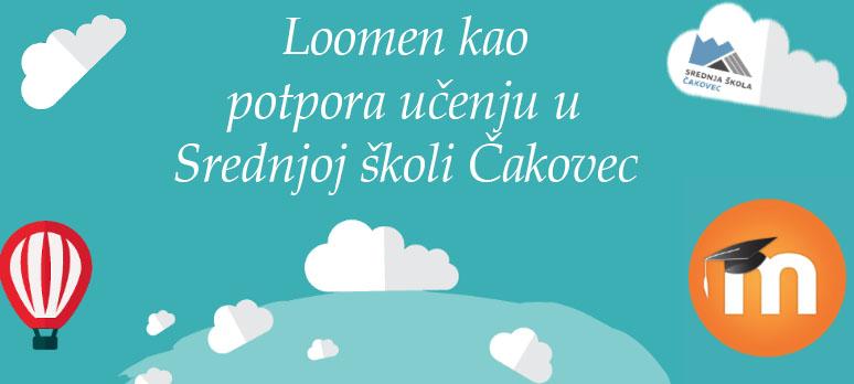 Obogaćivanje nastave kombiniranim radom s Moodle sustavom u Srednjoj školi Čakovec