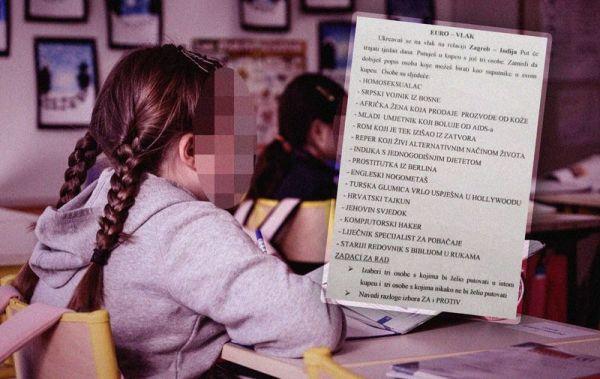 Djeca u učionici